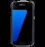 Samsung Galaxy S7 - black, front