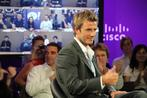 In pictures: David Beckham chats with fans using Cisco and Yahoo