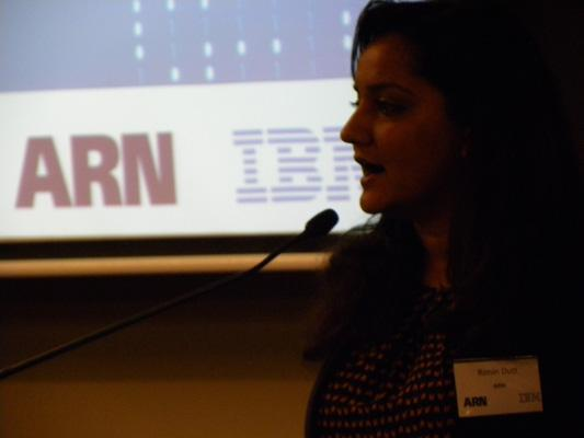 IN PICTURES: ARN Cloud Services Briefing, Crown Promenade, Melbourne
