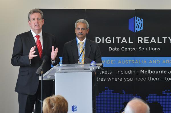 Digital Realty opens Sydney datacentre (+ 9 photos)