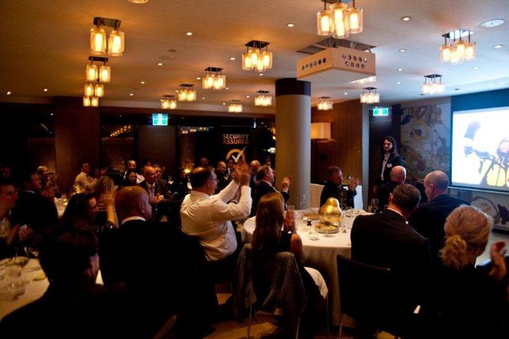 Symantec awarded its highest performing partners at an event in Sydney
