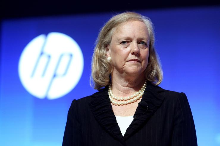 Meg Whitman - CEO, HP