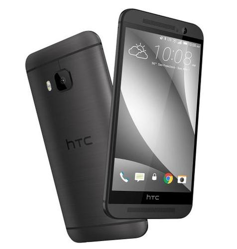The HTC One M9 as shown on BestBuy's website