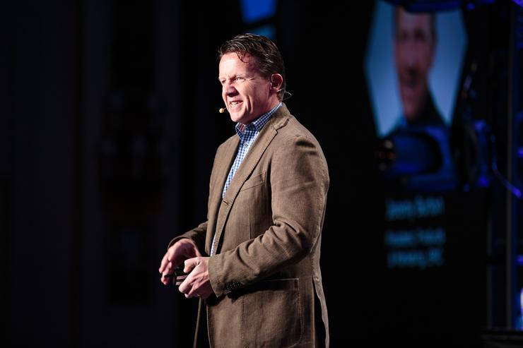 Jeremy Burton - President, Products and Marketing, EMC Corporation