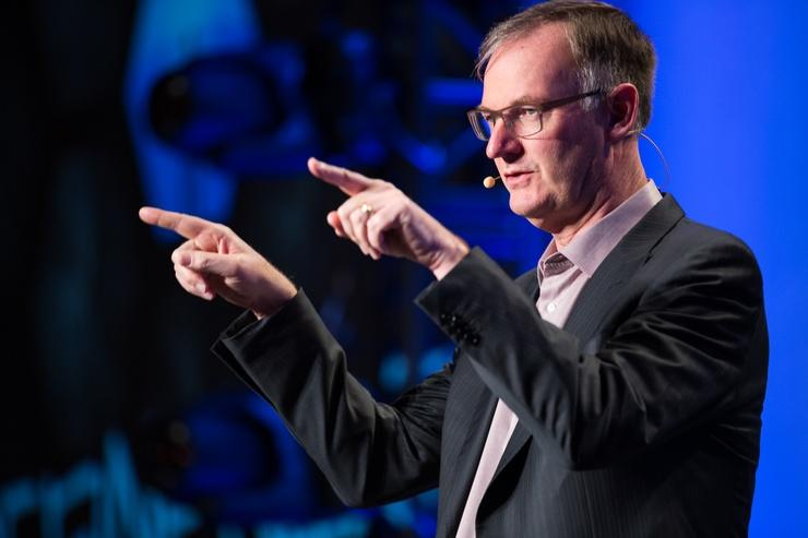 David Goulden - President of Infrastructure Solutions, Dell EMC