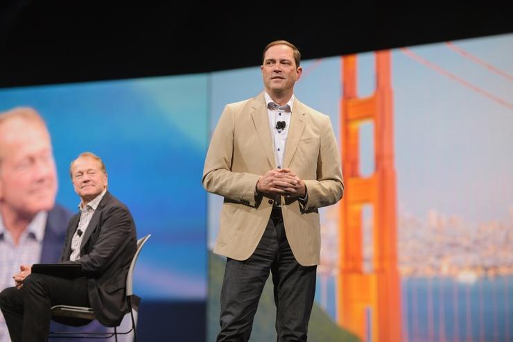 Chuck Robbins - CEO, Cisco