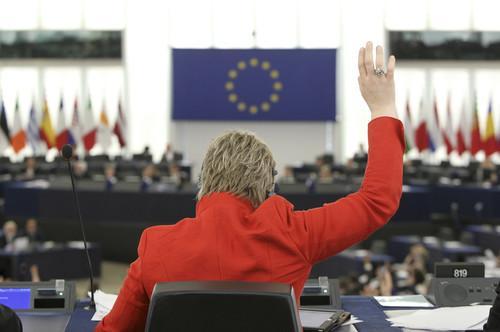 Vote in the European Parliament