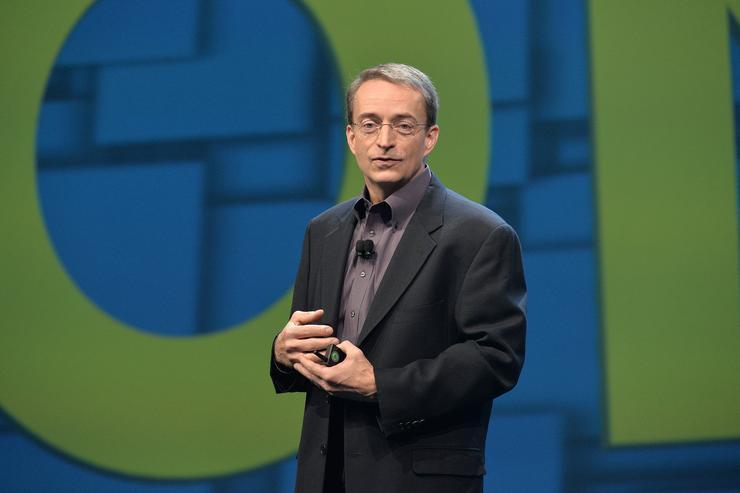 Pat Gelsinger - CEO, VMware, at VMworld 2016