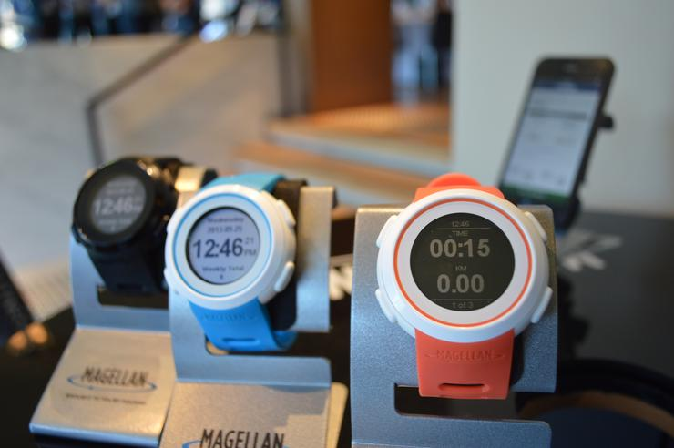 Megallan is entering the smart watch space with the Echo range