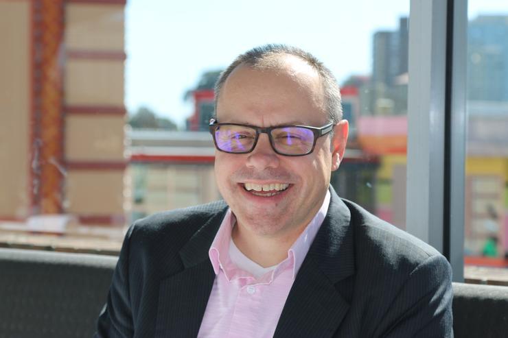 Brocade senior director A/NZ, Gary Denman.