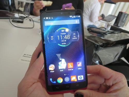 Motorola's Droid Turbo