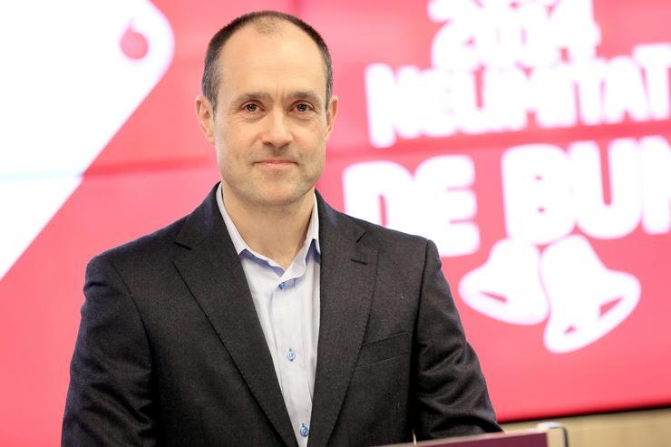 Vodafone Hutchison Australia CEO Inaki Berroeta