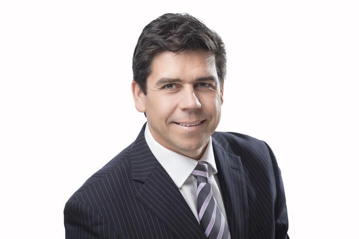 Lenovo ANZ Managing Director, Matt Codrington.