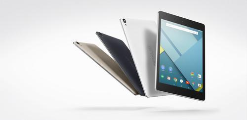 Google's Nexus 9 tablet