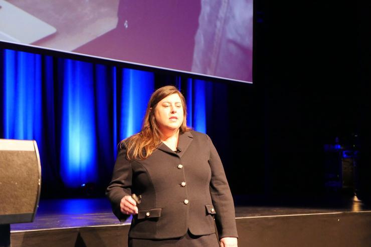 CA Technologies managing director A/NZ, Hope Powers.