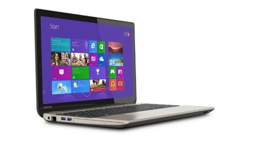 Toshiba's Satellite P50T-BST2N01 laptop boasts a  4K resolution display.