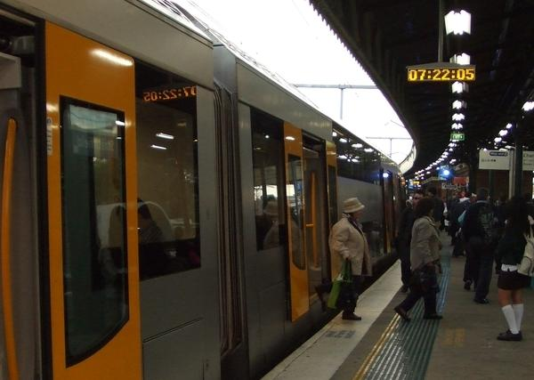 sydney trains - photo #16