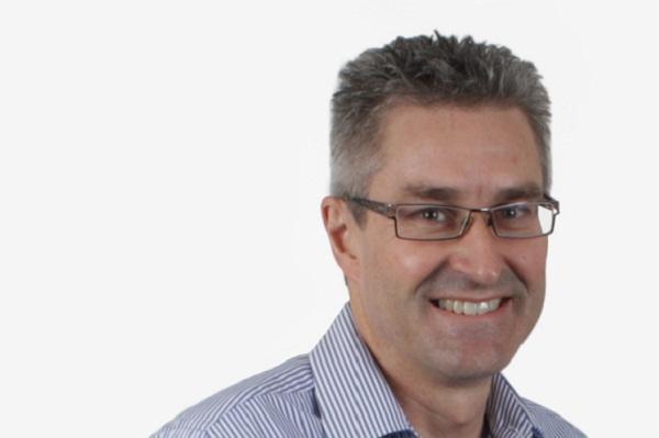 Optus managing director, networks, Vic McClelland.