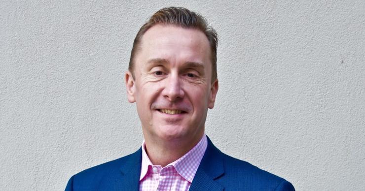 MuleSoft regional sales director, Andrew Mumford