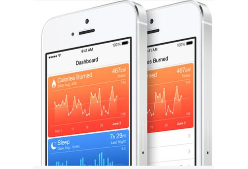 Apple's Health app ... Now DexCom, is developing an Apple Watch app that will allow diabetics to monitor their blood-sugar levels