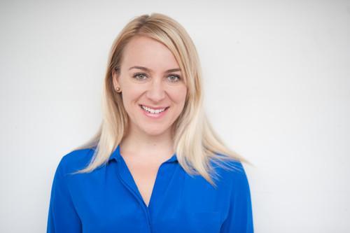 April Underwood, Slack's new head of platform.