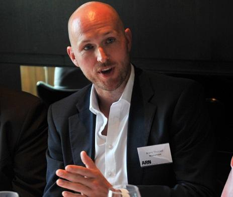Brent Thurrell, BeyondTrust vice president EMEA & APAC