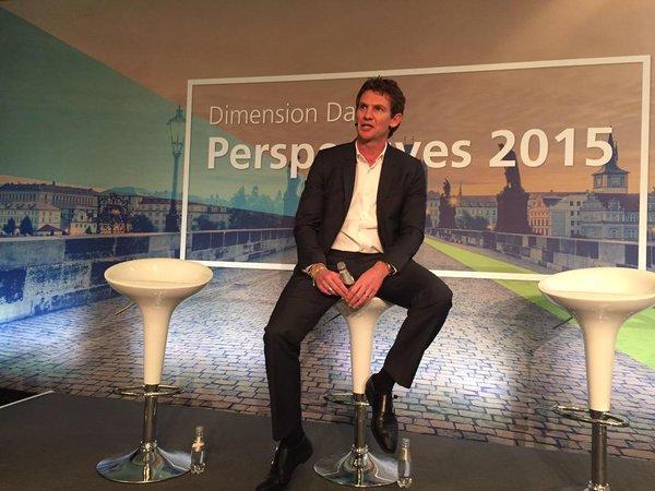 Jason Goodall - Group CEO, Dimension Data