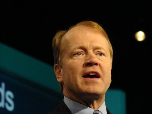 Cisco chief executive and chairman, John Chambers.