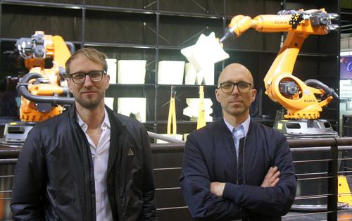 Clemens Weisshaar and Reed Kram designed the Robochop.
