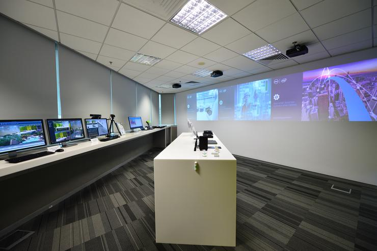 Dell's first Internet of Things Lab in Asia-Pacifc