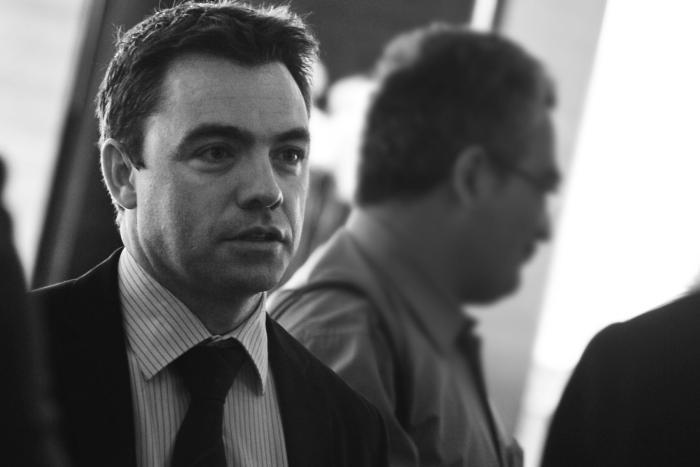 Kaseya managing director, A/NZ, Dermot McCann.