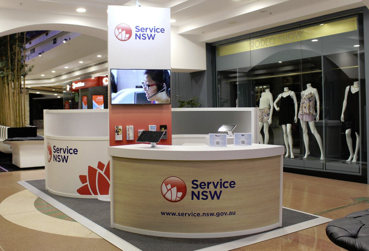 Services NSW opens pilot digital store in North Sydney.