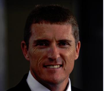 Dimension Data group chief executive, Brett Dawson.