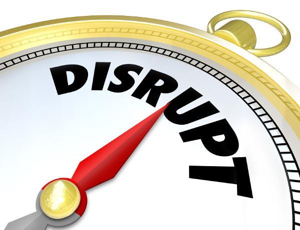 disrupt clock