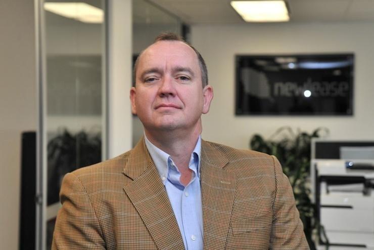 Dominic O'Hanlon - CEO, rhipe