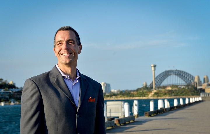 ShoreTel CEO, Don Joos