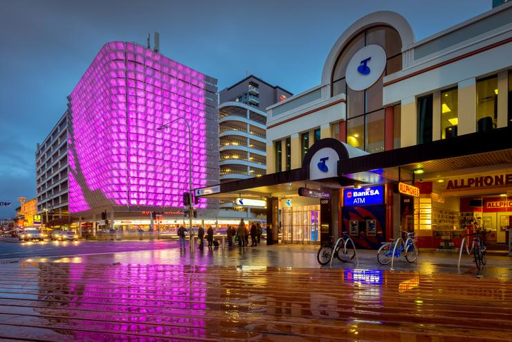 Telstra store in Adelaide