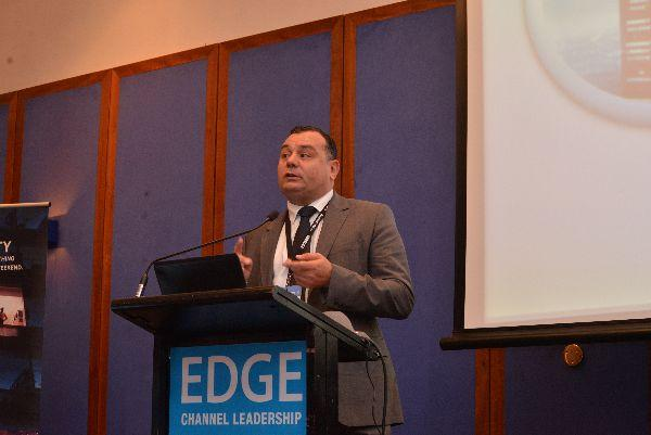 Leo Lynch - Director of channel sales, Huawei Australia