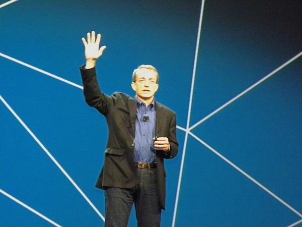 VMware CEO, Pat Gelsinger.