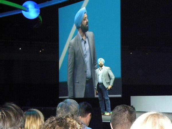Cisco CTO, Biri Singh