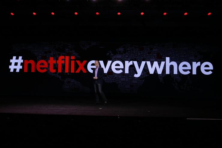 Netflix now available in South Africa