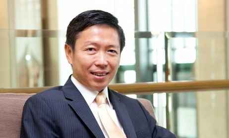 FireEye names new president, Asia Pacific, Eric Hoh.