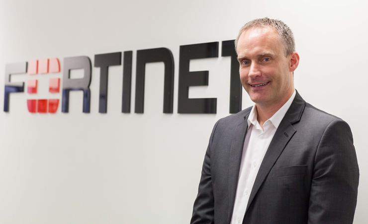 Fortinet director of engineering and Services Australia and New Zealand, Gary Gardiner