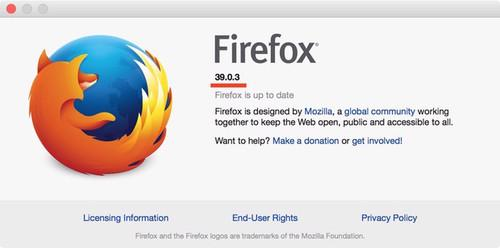 Mozilla rushed an emergency patch for Firefox -- updating the browser to 39.0.3 -- to stymie a password harvesting attack that hit users who visited an unnamed Russian news website.