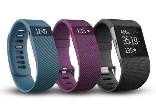 The new Fitbit fitness trackers