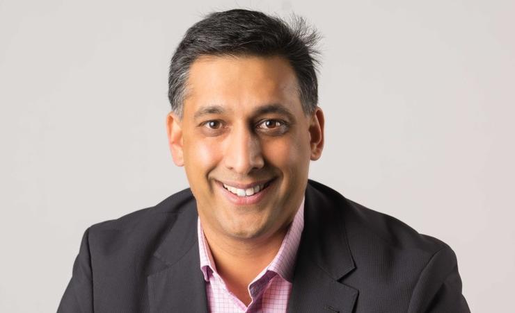 Canon business services director, Gavin Gomes