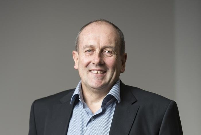 Dell EMC general manager, channels and alliances, A/NZ, Geoff Wright.