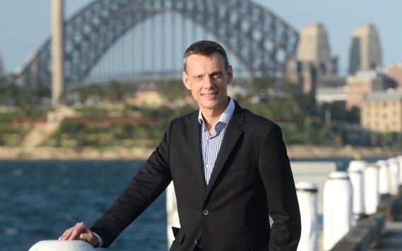 ShoreTel Asia-Pacific vice-president, Frederic Gillant