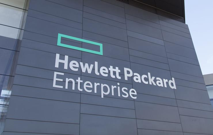 Ruling stocks in today's market: Hewlett Packard Enterprise Company (NYSE:HPE)