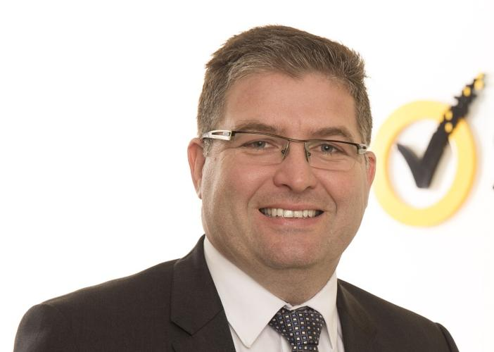 Symantec's new managing director for the Pacific region, Ian McAdam
